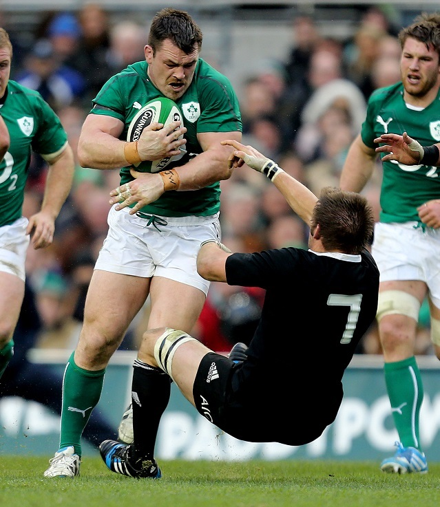 How Ireland Can Beat New Zealand