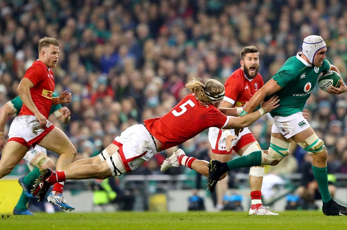 Ireland 52 – 21 Canada: Match Reaction