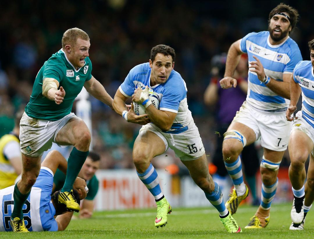 Ireland v Argentina Header Photo