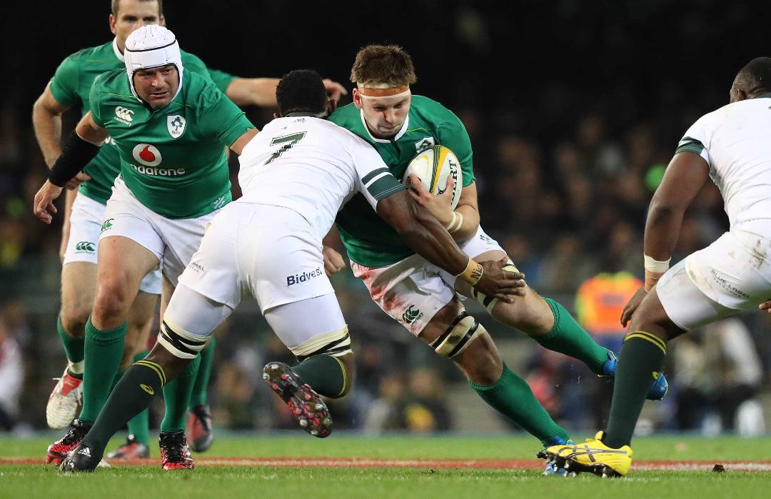 Ireland v South Africa Header Photo