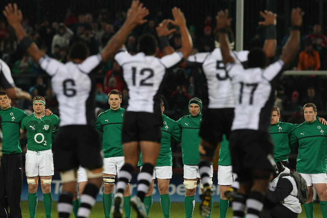 Ireland v Fiji - Match Preview Header Photo