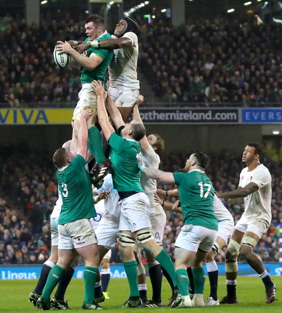 England v Ireland - Match Preview Header Photo