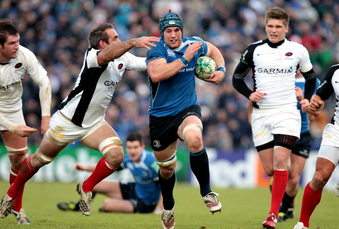 Leinster v Saracens - Match Preview Header Photo