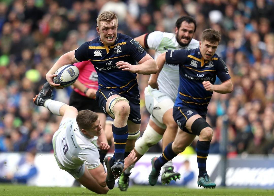 Leinster 30 - 19 Saracens - Match Reaction Header Photo