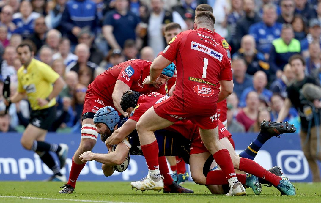 Leinster 38 - 16 Scarlets - Match Reaction. Header Photo