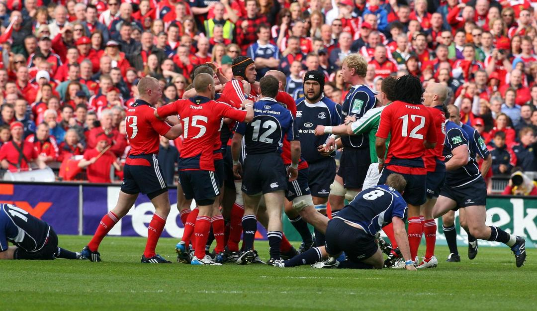 Leinster v Munster - Match Preview Header Photo