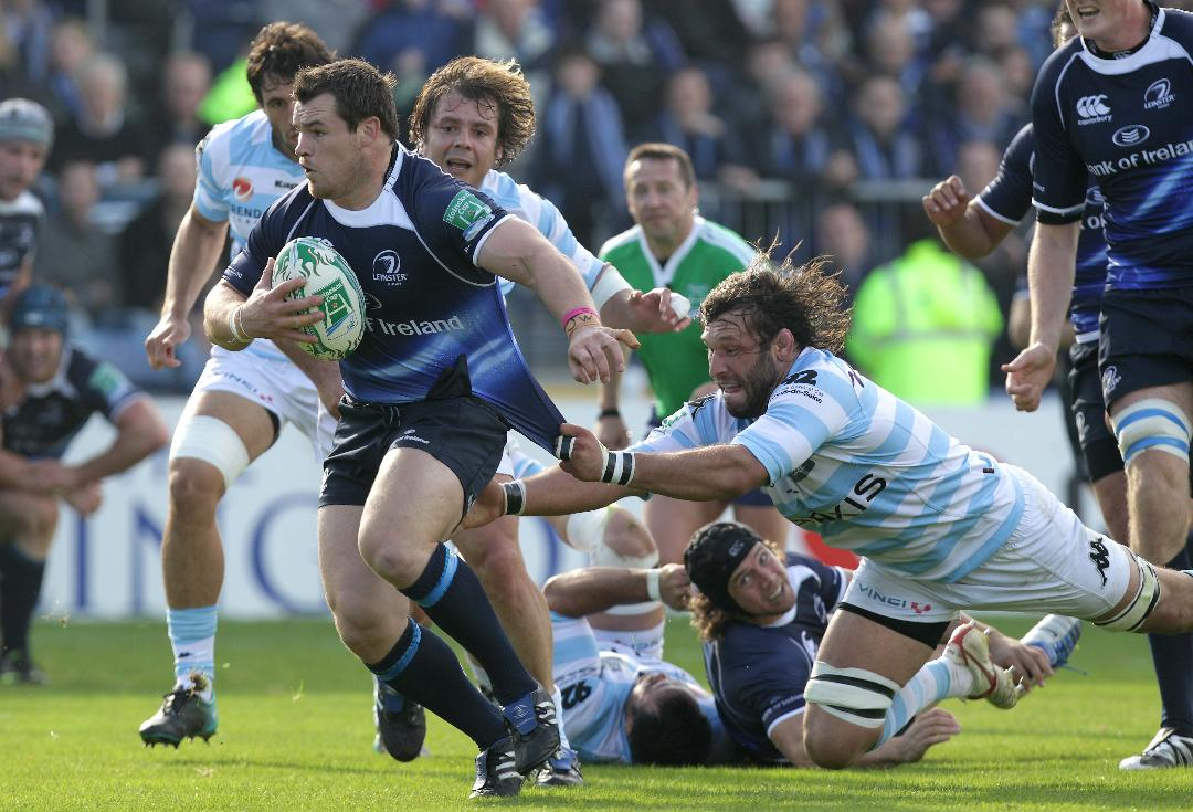 Leinster v Racing 92 - Match Preview Header Photo