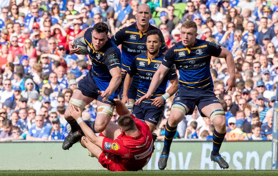 Leinster v Scarlets - Match Preview Header Photo