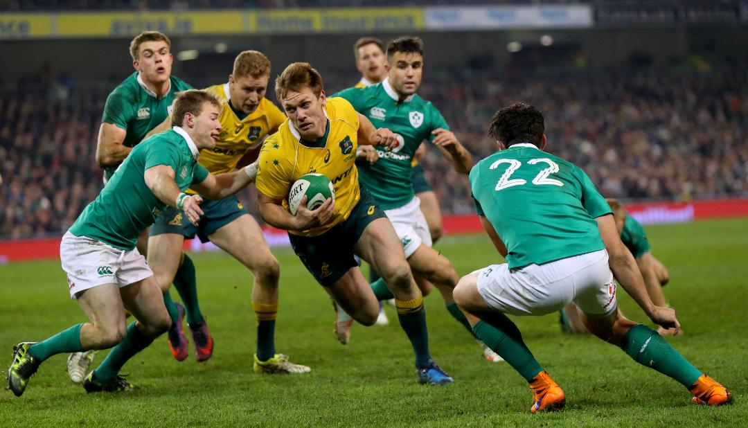 Australia v Ireland - Series Preview Header Photo