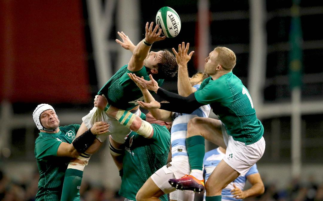 Ireland 28 - 17 Argentina - Match Reaction (Blowing Off The Cobwebs) Header Photo