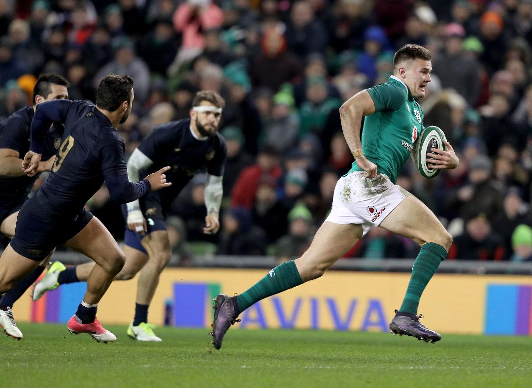 Ireland v Argentina - Match Preview (The Sleeping Giant)