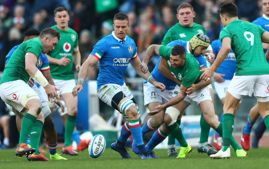 Italy 16 - 26 Ireland - Post-Match Analysis (Treading Water)
