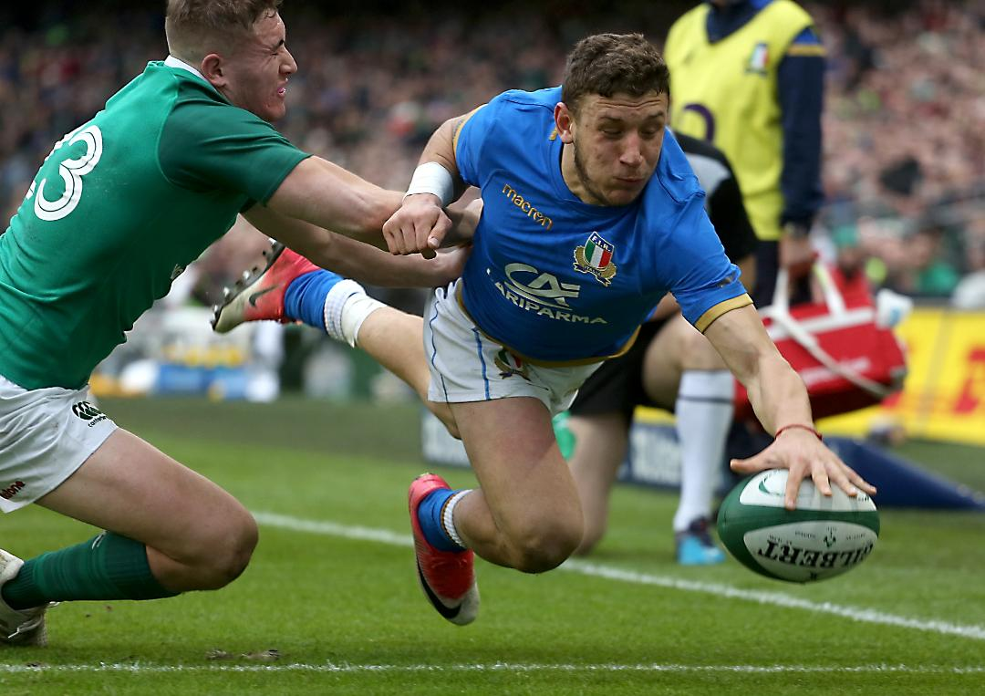 Italy v Ireland - Match Preview (Respecting The Underdog) Header Photo