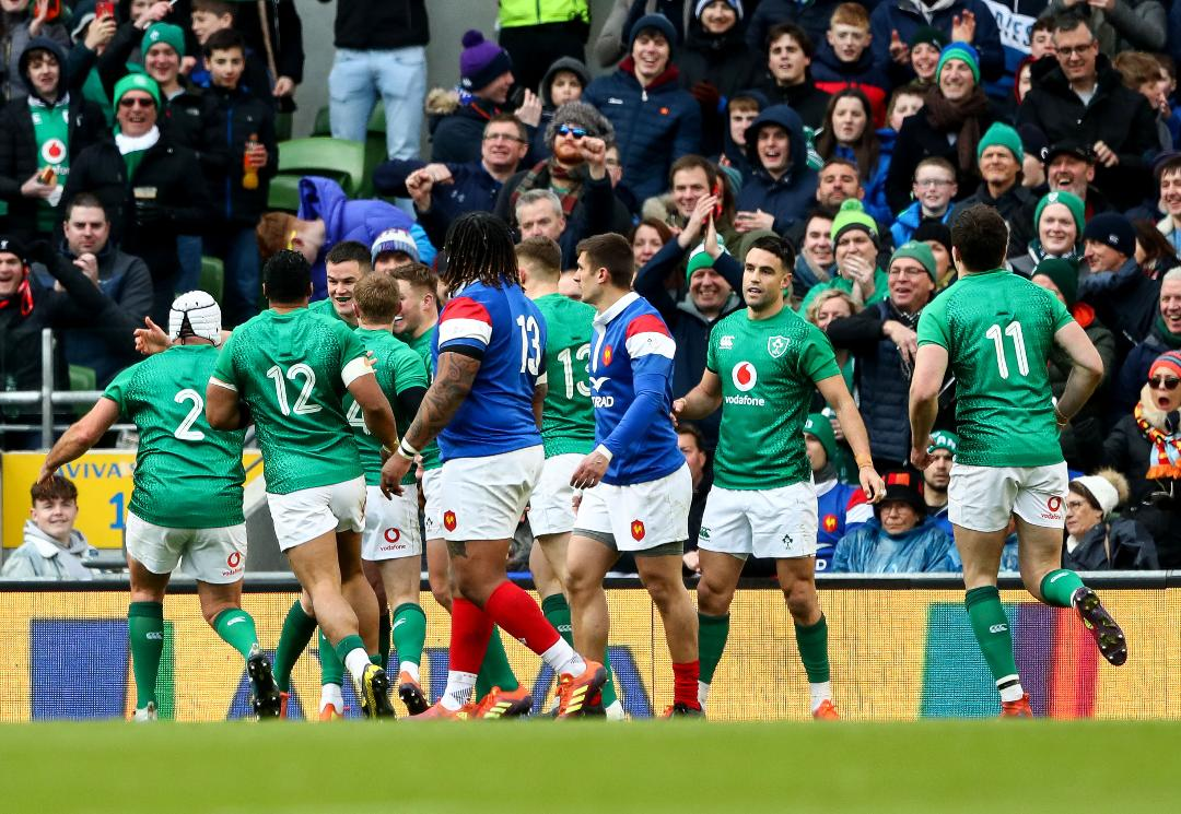 Ireland 26 - 14 France - Post-Match Analysis (Lazarus) Header Photo