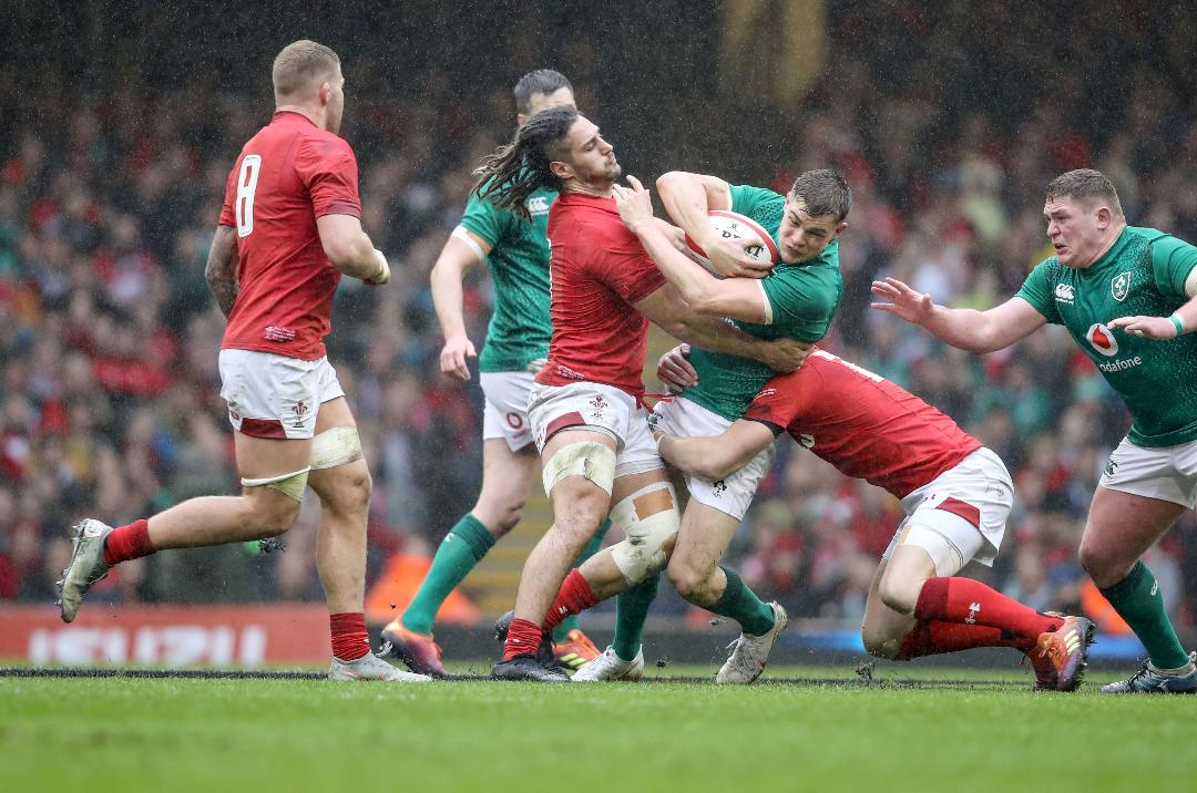 Wales 25 - 7 Ireland - Post-Match Analysis (Death By A Thousand Cuts) Header Photo
