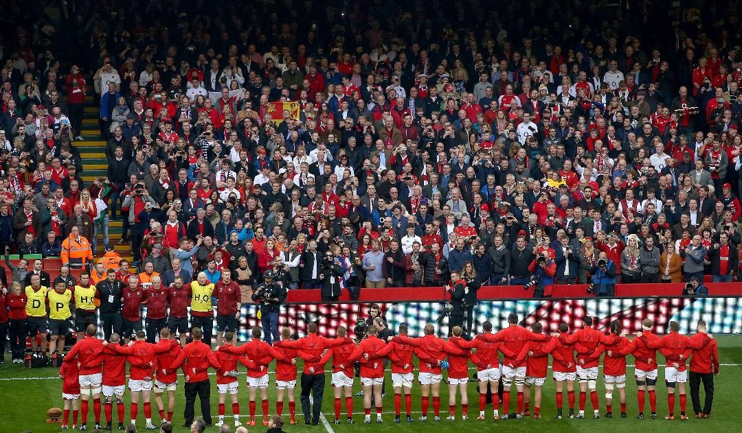 Wales v Ireland - Match Preview Header Photo