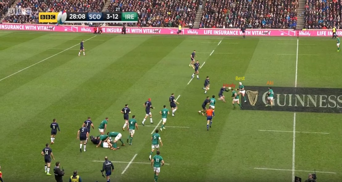 Ire Attacking Shape (v Sco 2019) Image