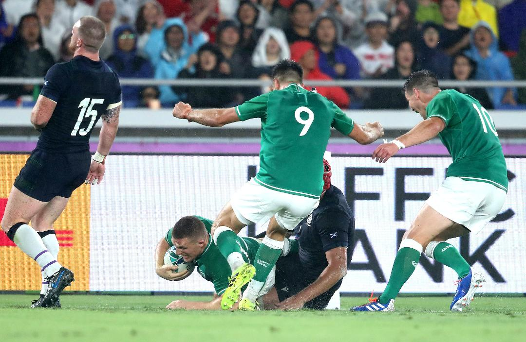 Ireland 27 - 3 Scotland - Post-Match Analysis Header Photo
