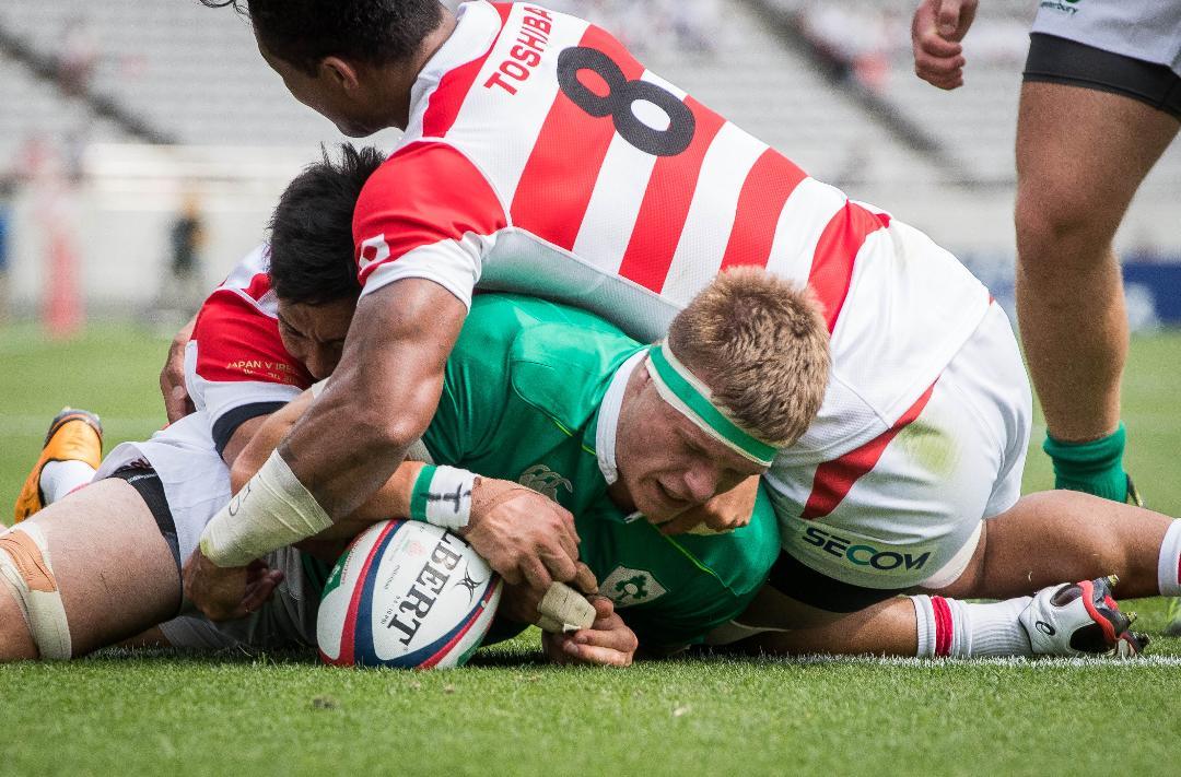 Ireland v Japan - Match Preview Header Photo