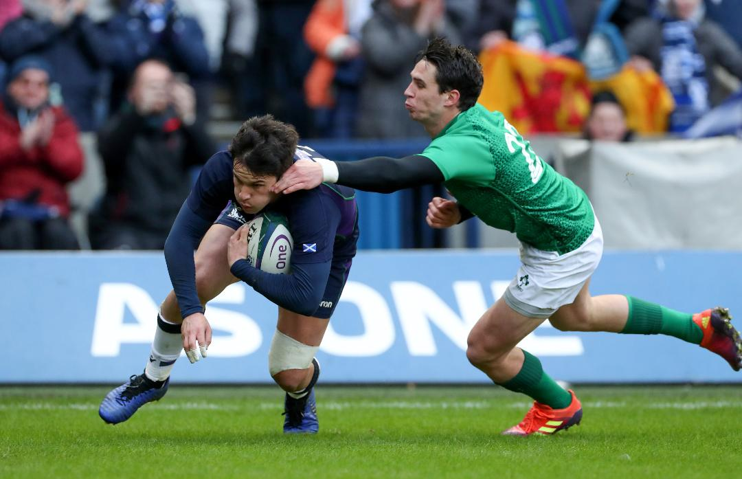 Ireland v Scotland - Match Preview Header Photo