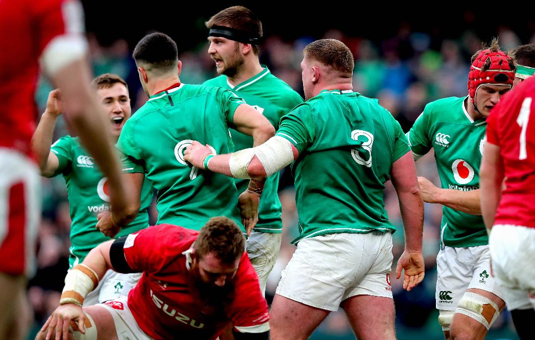 Ireland 24 - 12 Wales - Post-Match Analysis (Rising From The Ashes) Header Photo