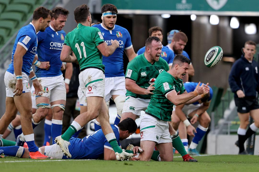 Ireland 50 - 17 Italy - Post-Match Analysis (Back With A Bang)