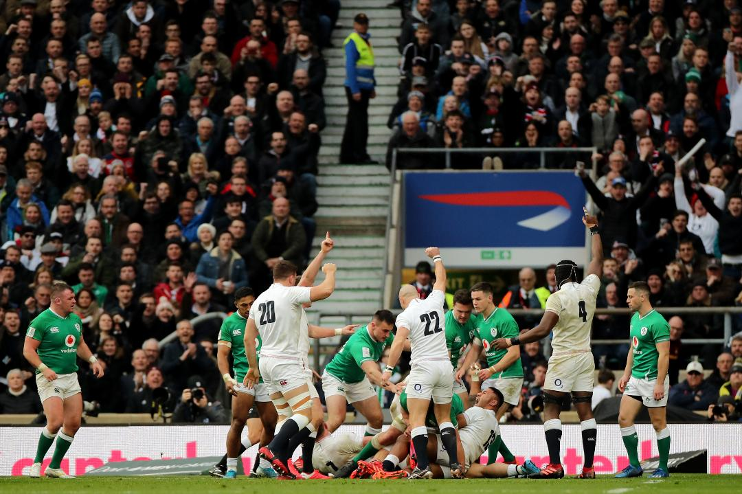 England v Ireland - Match Preview (The Hurt Arena) Header Photo