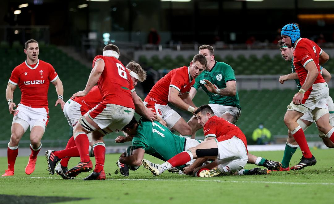 Ireland 32 - 9 Wales - Post-Match Analysis (Short-Changed) Header Photo