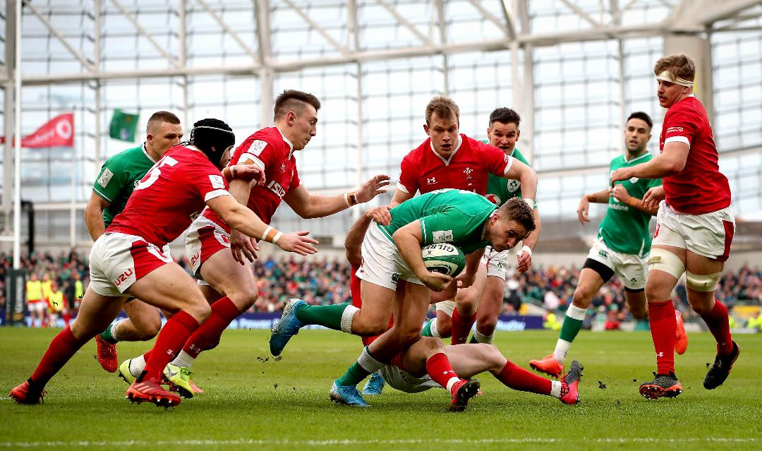 Ireland v Wales - Match Preview (Round 2) Header Photo