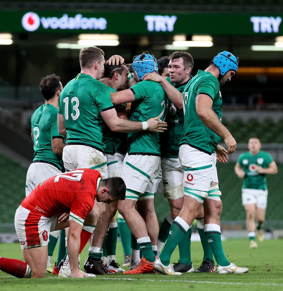 Wales v Ireland - Match Preview (First Hit-Out) Header Photo