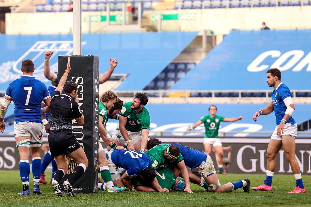 Italy 10 - 48 Ireland - Post-Match Analysis () Header Photo