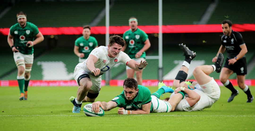 Ireland 32 - 18 England - Post-Match Analysis (Born Again) Header Photo