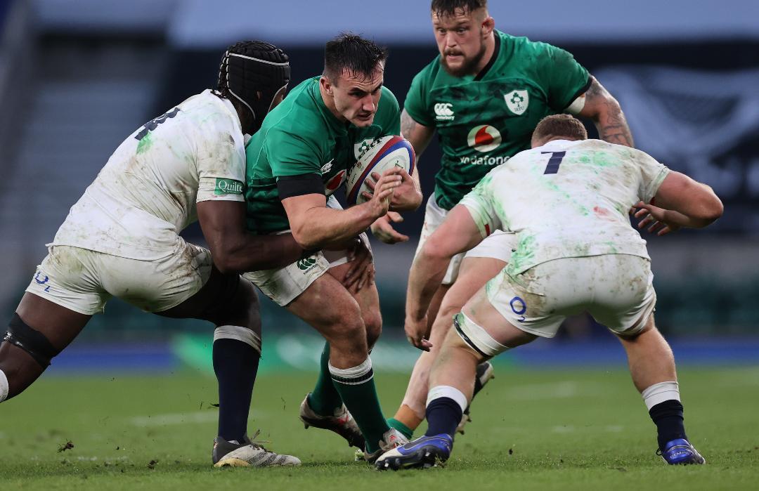 Ireland v England - Match Preview (Glass Ceiling) Header Photo