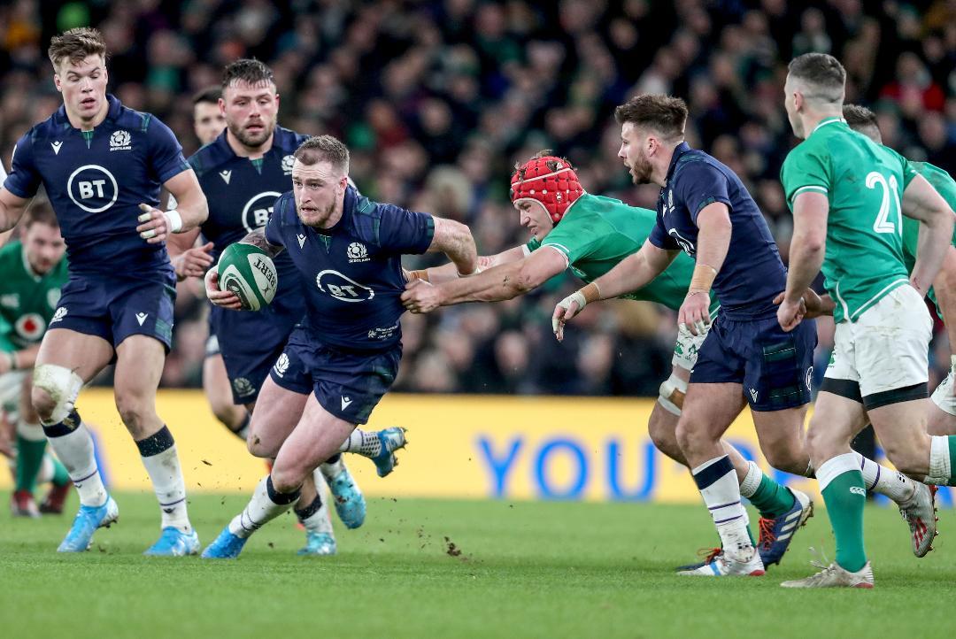 Scotland v Ireland - Match Preview (Proving Ground) Header Photo